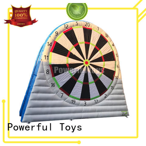 Powerful Toys free delivery inflatable sports games hot-sale for sport