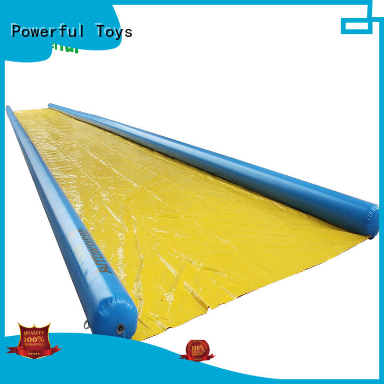 Powerful Toys popular commercial inflatable water slides top brand at discount