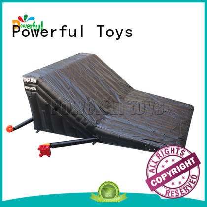 Powerful Toys airbag bmx at discount for sports