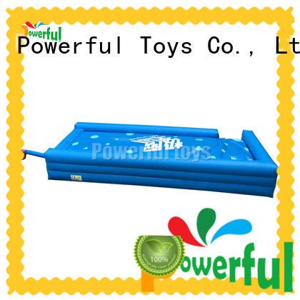 Powerful Toys wholesale jump air bag drop hall