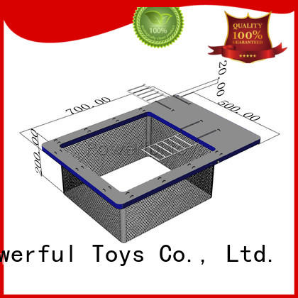 Powerful Toys blow up slide top brand at discount