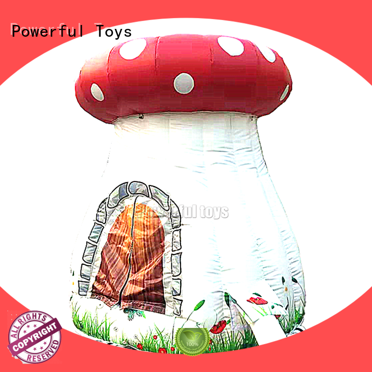 Powerful Toys wholesale mushroom tent comfortable top brand