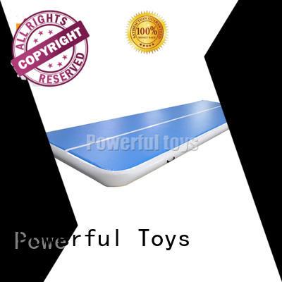 wholesale jump air bag stunt kick Powerful Toys
