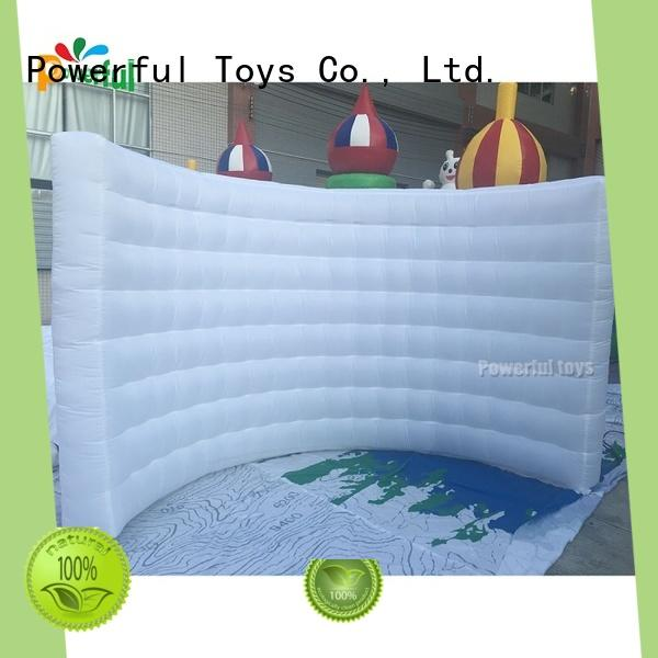 Powerful Toys ODM inflatable model custom at discount