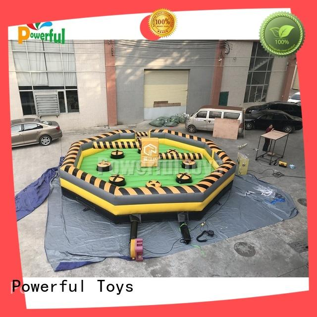 kids inflatable safe for adventure Powerful Toys