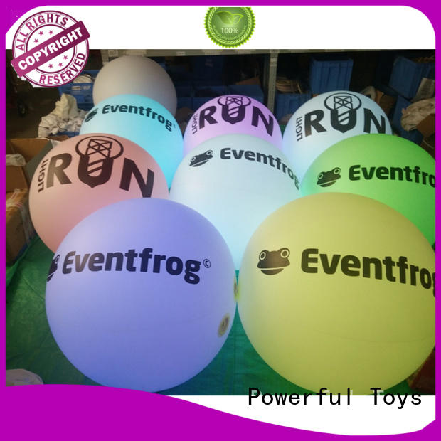 Powerful Toys OEM inflatable products popular at sale