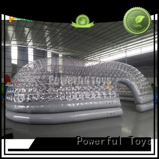 Powerful Toys high-quality new inflatable tent comfortable fast delivery