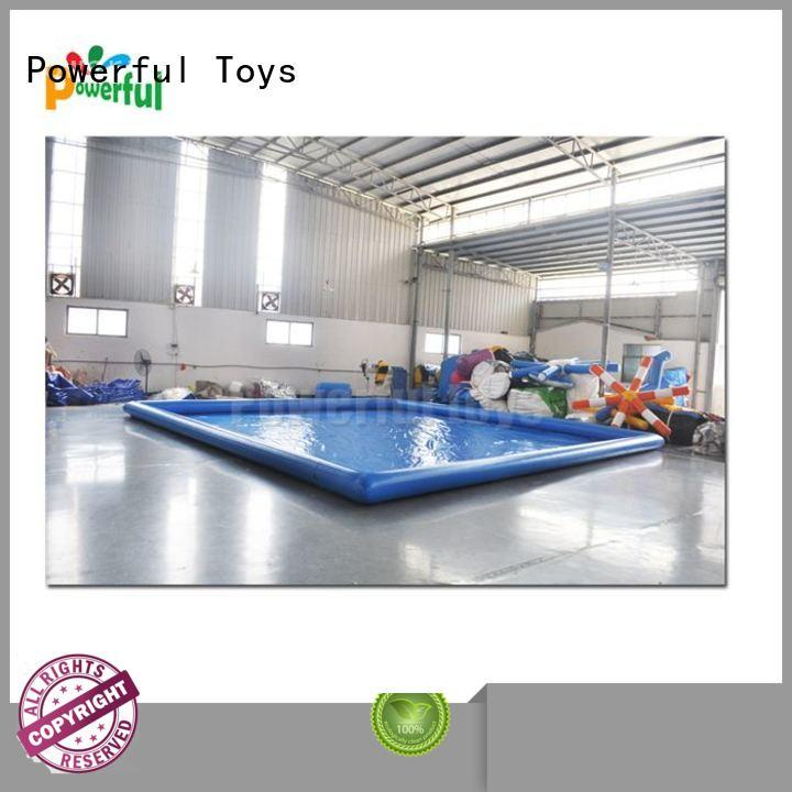 Powerful Toys durable water slide games OEM for fun