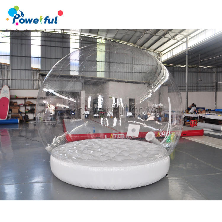 Powerful Toys chic inflatable wedding tent custom fast delivery-2