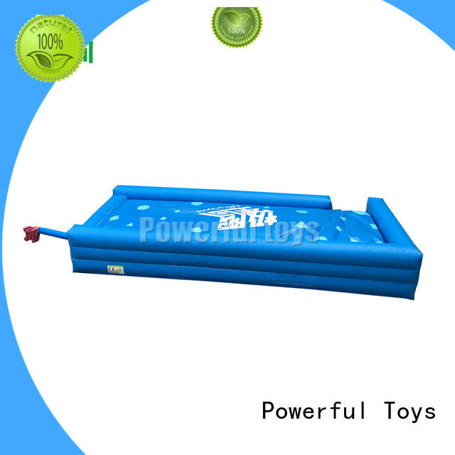 air track foam kick Powerful Toys