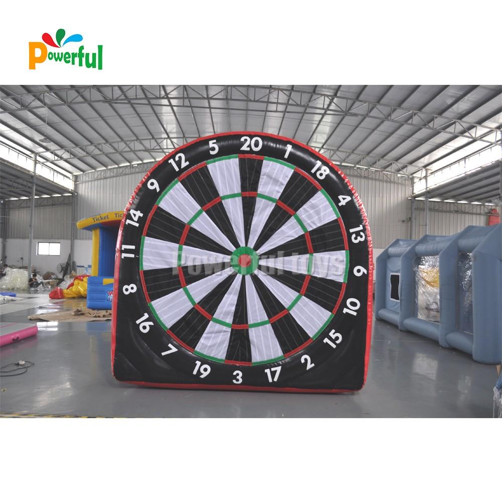 custom inflatable football dart light weight fast shipping-1