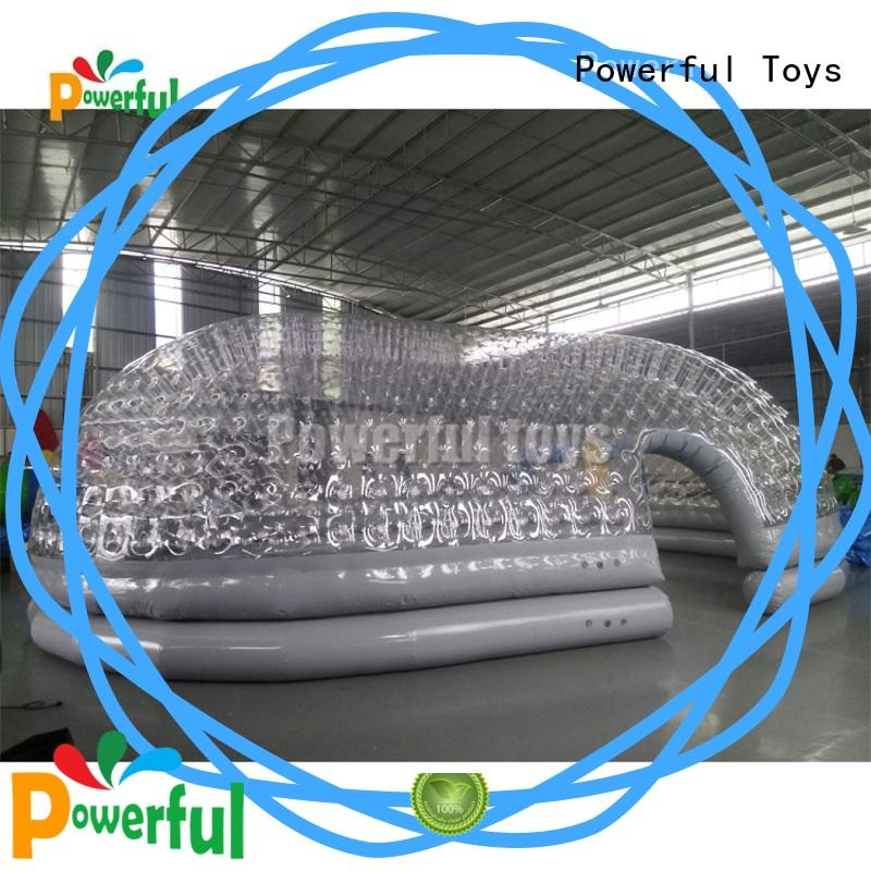 Powerful Toys kids inflatable tent factory direct supply