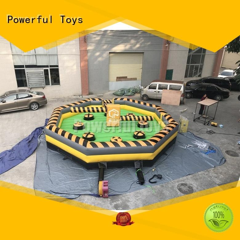 safe inflatable games top selling mountain Powerful Toys