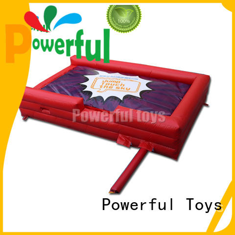 Powerful Toys top quality foam pit airbag at discount