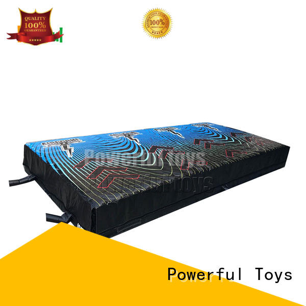 customized foam jump cheapest factory price for sale