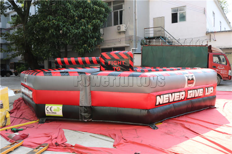 top brand wipeout inflatable light weight for amusement park-3
