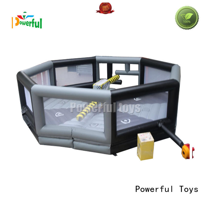 factory price outdoor inflatables at discount for jumping