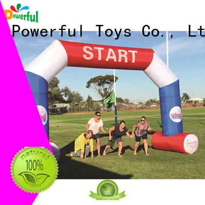 Powerful Toys inflatable ball custom for wholesale