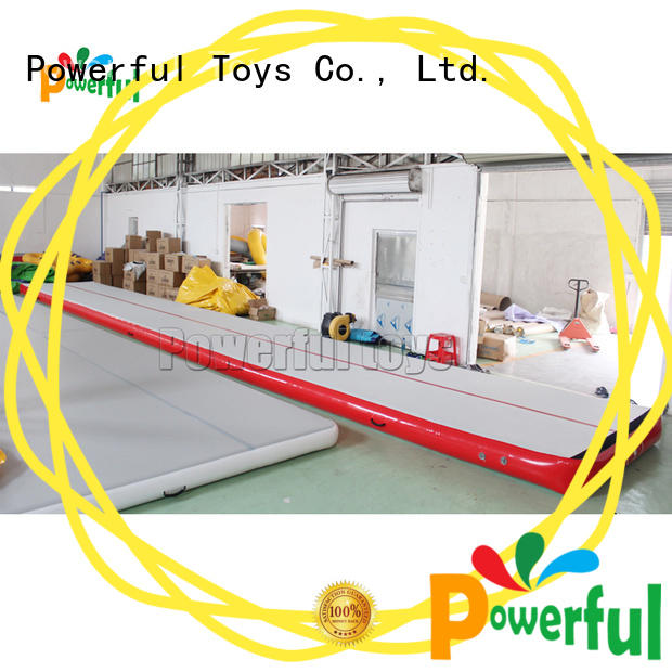 air track hall kick Powerful Toys