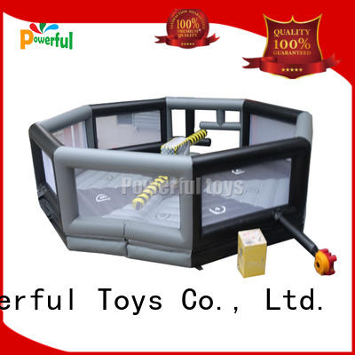 Powerful Toys bulk production inflatable games top selling for skateboard