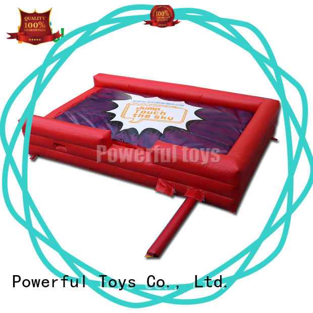 foam air jump mini jumping Powerful Toys