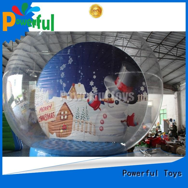 Powerful Toys ODM large inflatable ball custom at discount