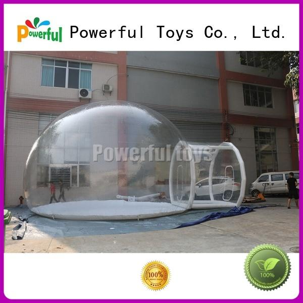 wholesale best inflatable tent practical factory direct supply Powerful Toys