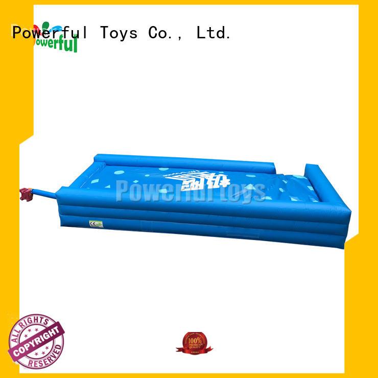 Powerful Toys wholesale air track mat kick