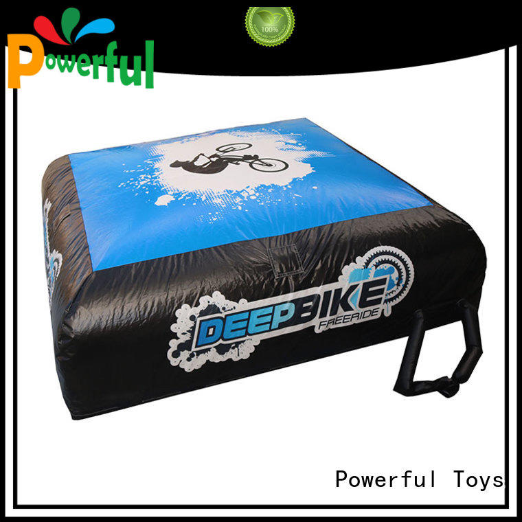 airbag bmx bicycle for skiing Powerful Toys