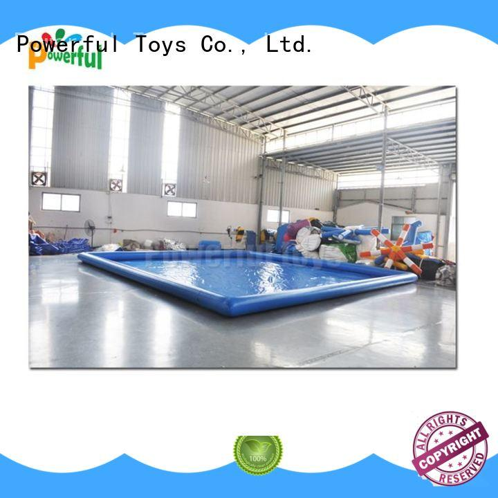 Powerful Toys water slide games light weight