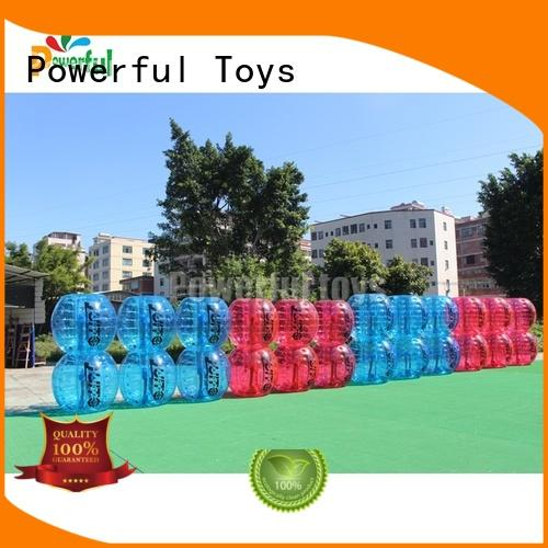 factory price inflatable games hot-sale for skiing Powerful Toys