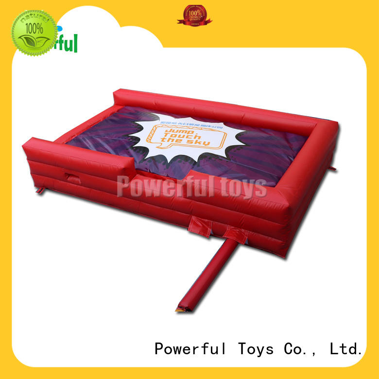 customized foam jump at discount for wholesale