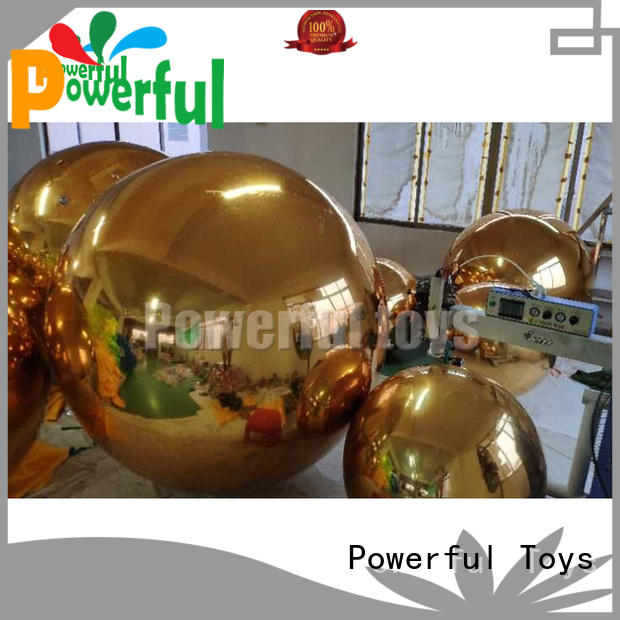 Powerful Toys low-cost inflatable marketing products custom at sale