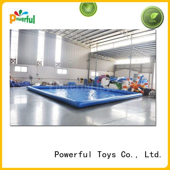 Powerful Toys wholesale inflatable water play top brand for fun