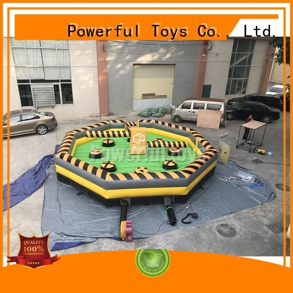 at discount inflatable sports games at discount for jumping Powerful Toys