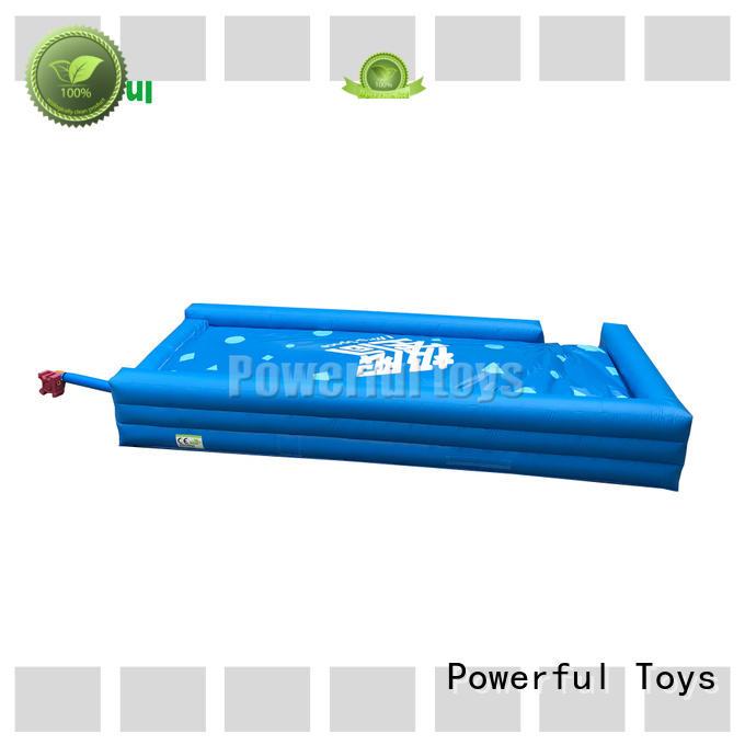 Powerful Toys custom inflatables stunt