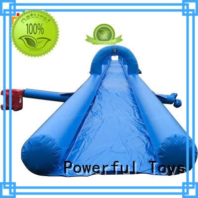 Powerful Toys inflatable pool toys OEM amusement park