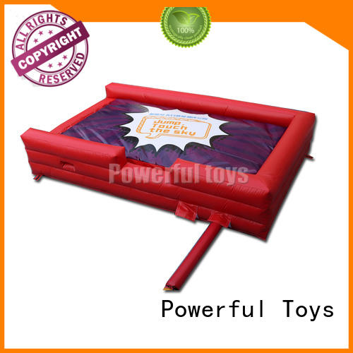 customized foam pit air bag at discount for amusement park