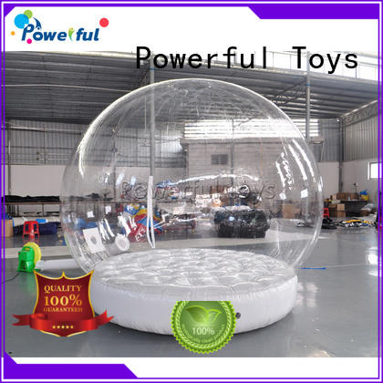 Powerful Toys inflatable emergency tent top brand