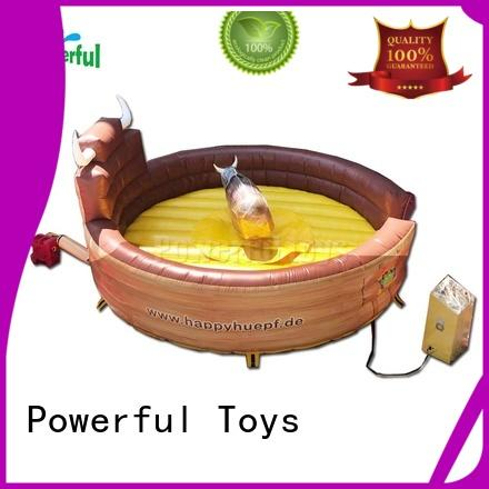 customized Inflatable rodeo bull high quality at sale