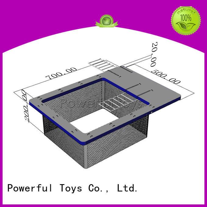 wholesale inflatable toys OEM amusement park Powerful Toys