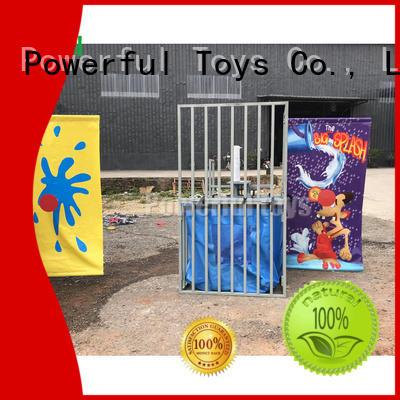 Powerful Toys commercial inflatables OEM amusement park