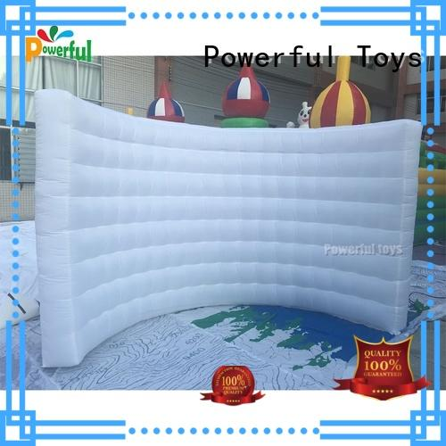 Powerful Toys advertising inflatable custom at discount