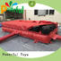 jump jump air bag mat for sports Powerful Toys