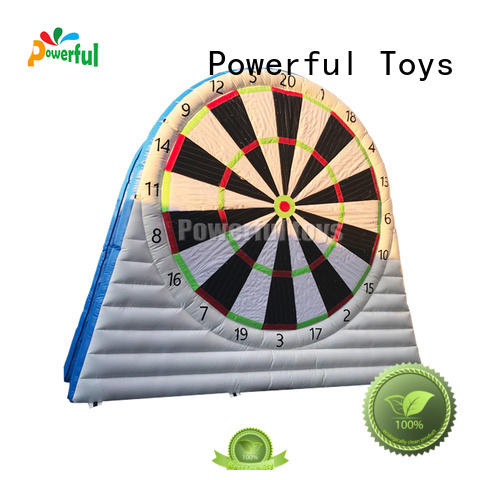 outdoor inflatables at discount for game Powerful Toys