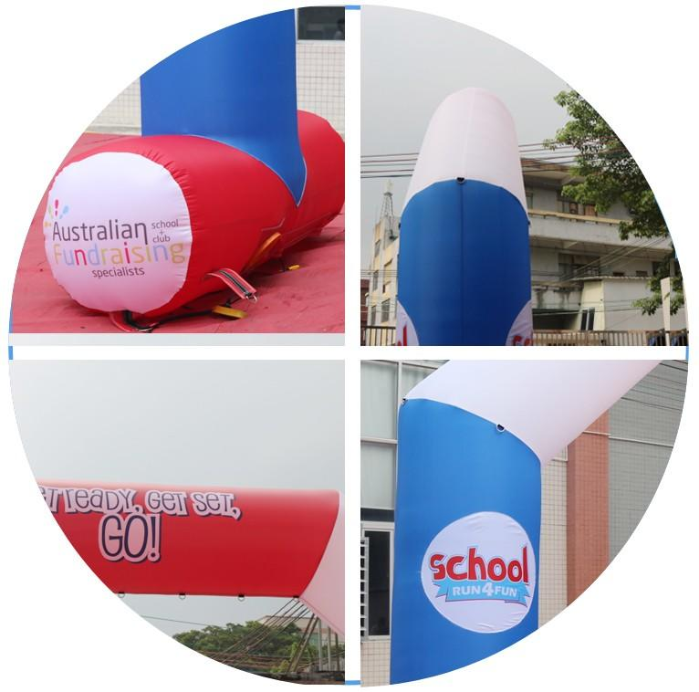 ODM inflatable model popular at discount-2
