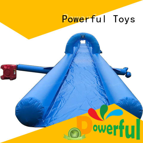 popular inflatable water play light weight amusement park Powerful Toys