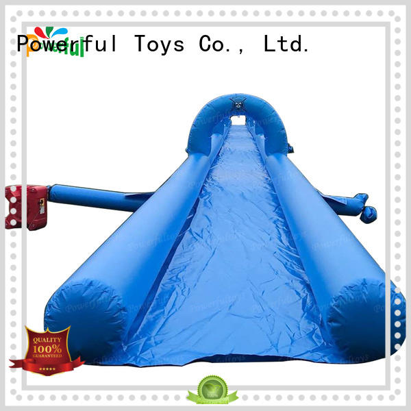 Powerful Toys inflatable pool toys light weight amusement park
