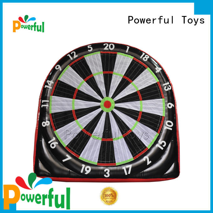 Powerful Toys latest blow up dart board oem&odm