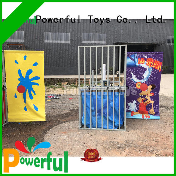 Powerful Toys durable inflatable toys light weight amusement park